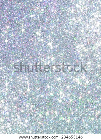 Polarization pearl sequins, shiny glitter background/I shine in a lozenge - stock photo