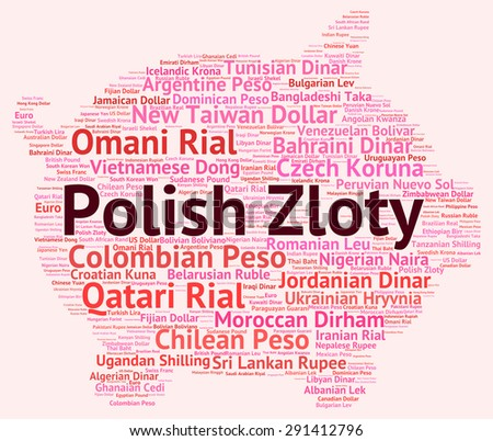 Polish Zloty Meaning Exchange Rate And Text