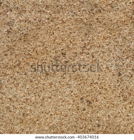 Polished granite texture. Beige, brown granite as  background - stock photo