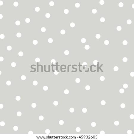 polka dots background - stock photo