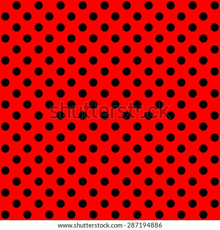 vector texture black spots on red stock vector 401361220