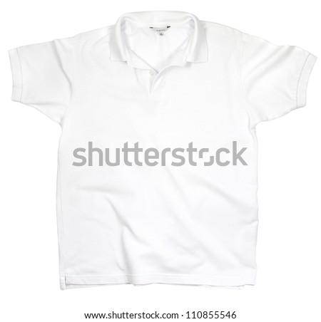polo shirt - stock photo