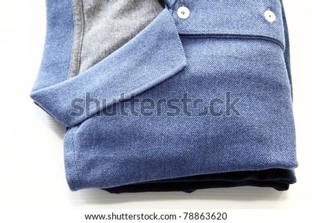 polo Shirt. - stock photo