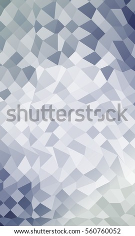 polygon background silver color vector illustration stock vector  polygon background silver color raster copy illustration to implement your design ideas business
