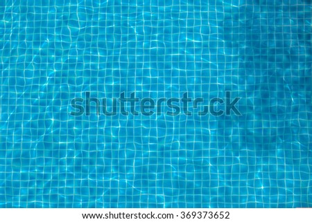 pool water reflections and sumlight background