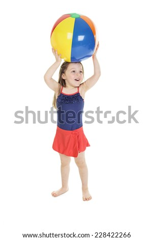 Pool wearing - stock photo