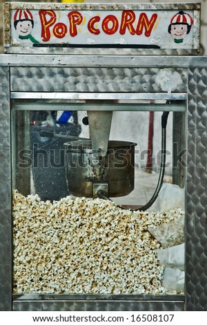 Popcorn Machine Stock Photos Images Amp Pictures