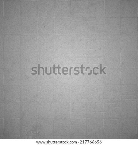 porcelain bath tiles - stock photo