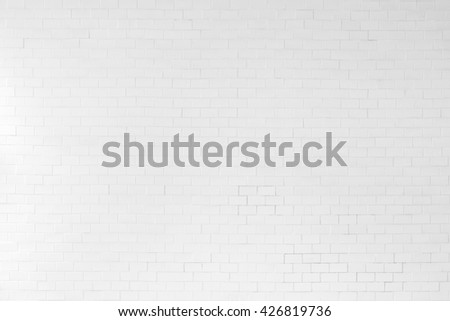 Porcelain tile texture pattern detail wall background white sepia cream beige color tone: Grunge vintage antique old style ceramic polished brick tiled textured patterned material backdrop - stock photo