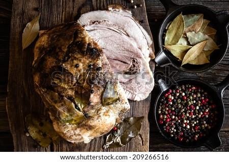 Pork - stock photo