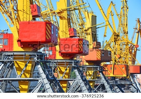 View Drilling Top Drive System On Stock Photo 583553428 - Shutterstock