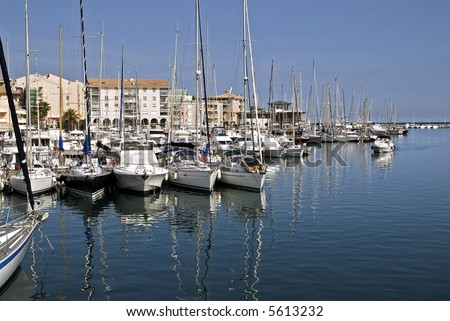 Port of Frejus