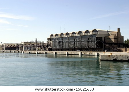 Port of Valencia - Spain