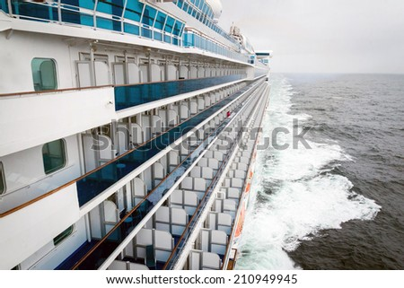 stock-photo-port-side-of-cruise-ship-sai