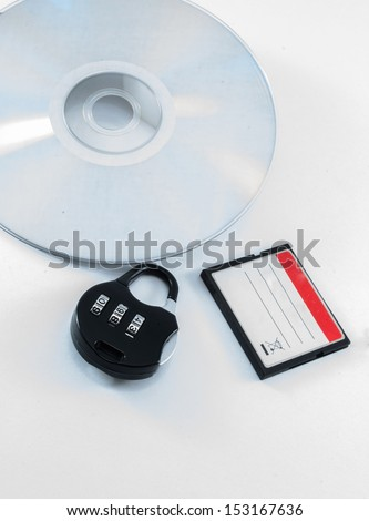 portable storage divices security conceptual images