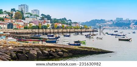 Porto cityscape, Portugal - stock photo