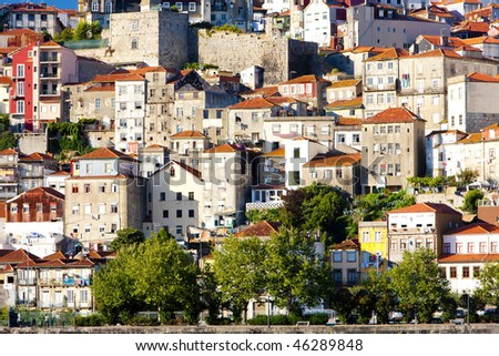 Porto, Douro Province, Portugal - stock photo