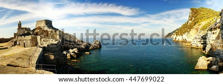 Portovenere - stock photo