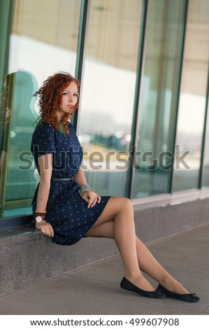 Babe Beautiful pics redhead