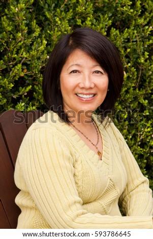 asian women mature