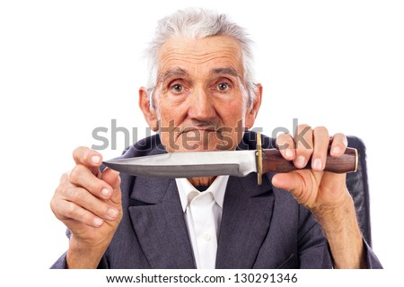 """sharpening and old man """"and i am younger, stronger and fitter than you old man""""  me six hours to chop  down a tree and i will spend the first four sharpening the axe."""