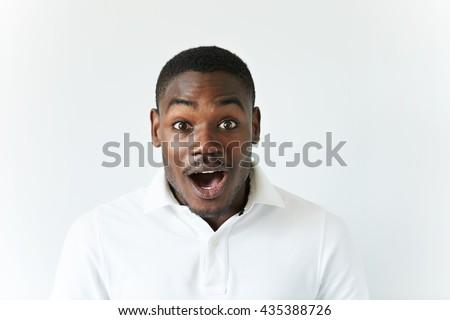 Surprised Person Full Body