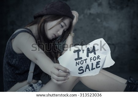 Human sex trafficking essay