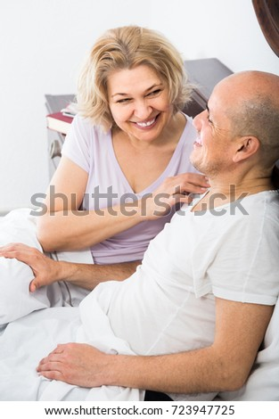 Russian mature massage