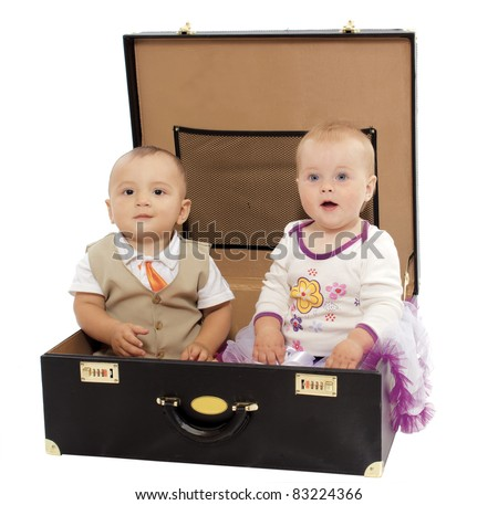 Baby Suitcase Stock Images, Royalty-Free Images & Vectors ...