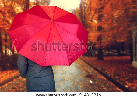 Portrait of  woman with 