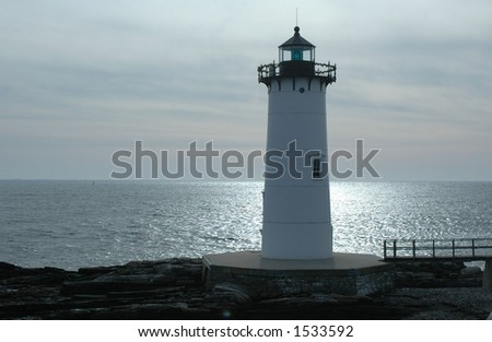 Portsmouth Lighthouse, Portsmouth, NH