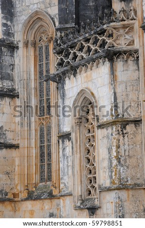 Portugal, monastery of Batalha
