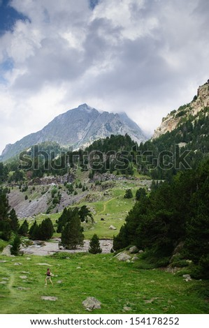 Posets-Maladeta Natural Park, Benasque Valley
