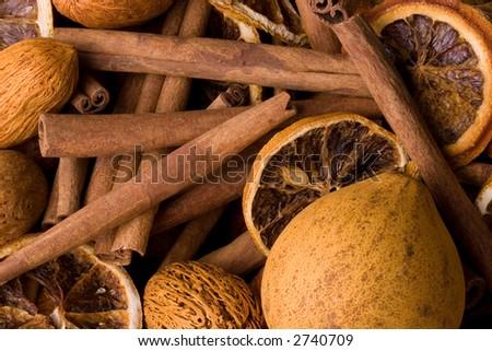 Pot pourri - stock photo