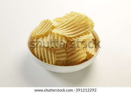 Potato Chips Wafers