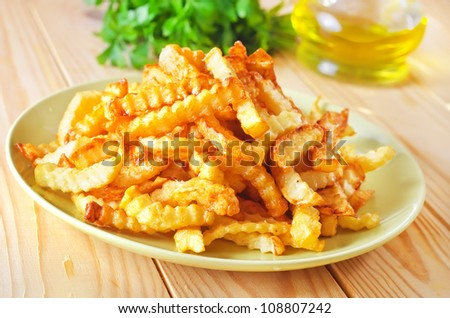potato free - stock photo