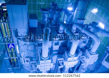 Power Equipment - stock photo