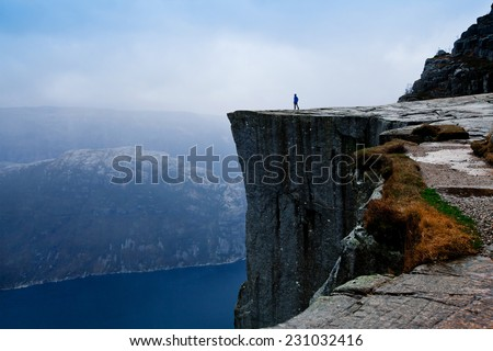 power of nature - stock photo