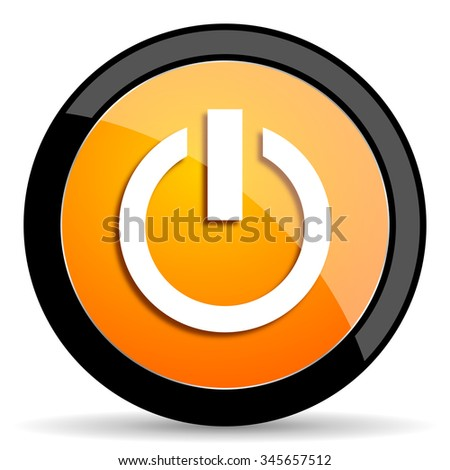 power orange icon