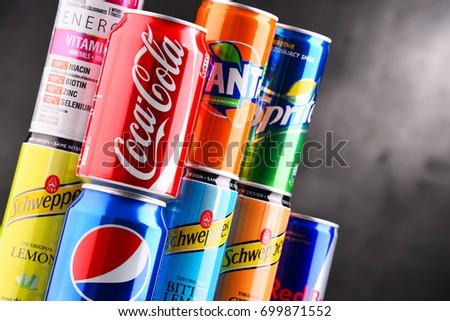 Statistics & Facts on the Coca-Cola Company