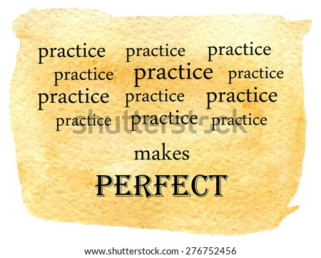 Practice (learning method)