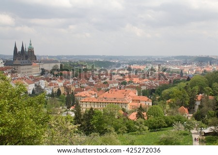 Prague Czech Republic - Bohemia Capital City