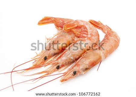 prawns cooked ready to eat