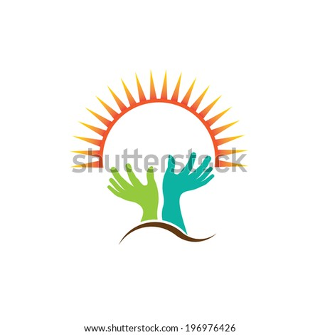 Praying hands image. Concept of religion,creed, petition. - stock photo