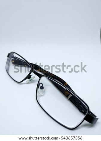 Prescribed spectacles