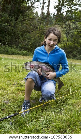 Catching fish Stock Photos, Catching fish Stock Photography ...