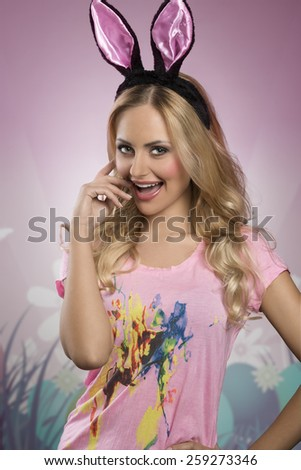 pink bunny hot fuck