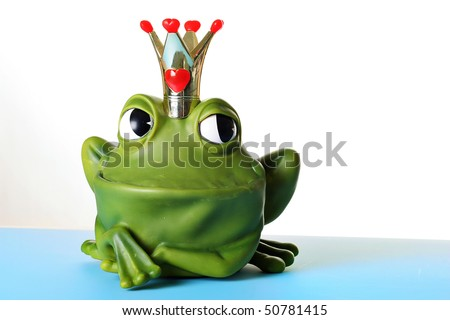 prince charming - stock photo