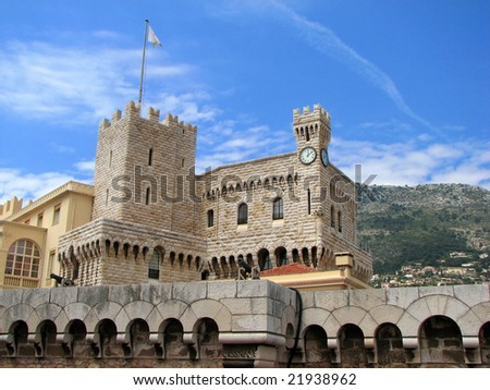 Prince's Palace of Monaco - It is the official residence of the Prince of Monaco. Built in 1191, during its long and often dramatic history, it has been bombarded and besieged by many foreign powers.