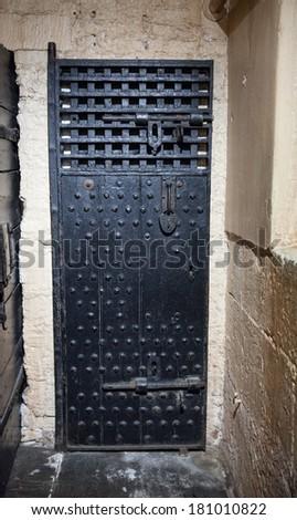 Prison door close up picture & Prison Cell Door Stock Images Royalty-Free Images \u0026 Vectors ...